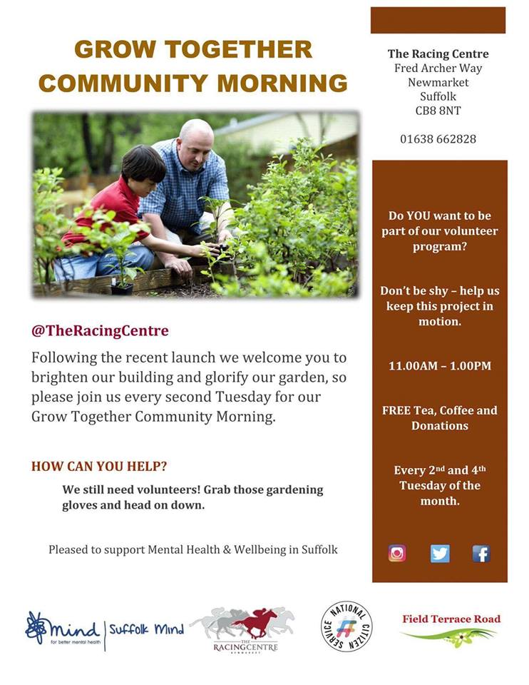 Grow Together Community Morning