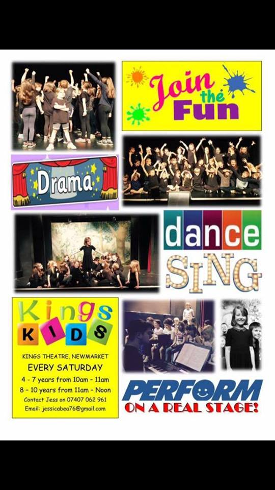 Join the Fun at Kings Kids